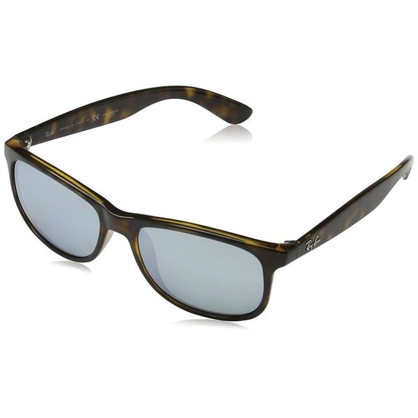 a5b975e909 Shop Ray-Ban Andy RB4202 710 Y4 Men s Tortoise Frame Polarized ...