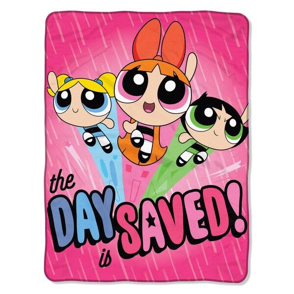 Powerpuff Girls Day Saved Throw