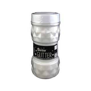 Darice Glitter Jar 8oz Crystal