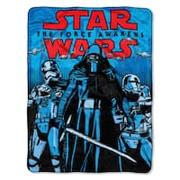 Star Wars EPS 7 First Arrival Throw