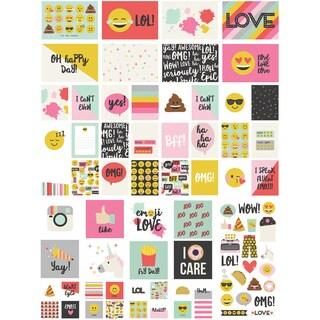Sn@p! Card Pack 112/Pkg-Emoji Love