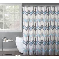 VCNY Home Reyna PEVA Shower Curtain 14-piece Bath Set