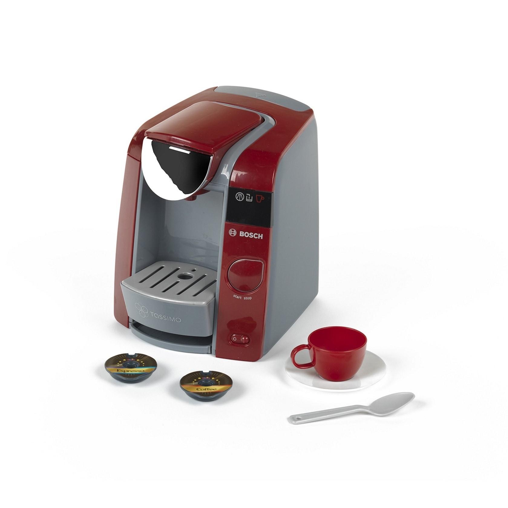 Theo Klein Bosch Tassimo Kids Coffee (Brown) Maker Toy (G...