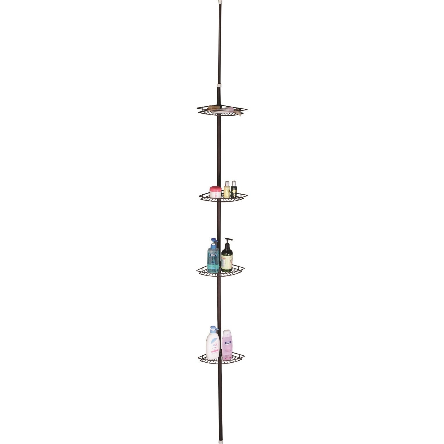 Tension Pole Shower Caddy