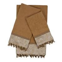 Sherry Kline Mandalay Nugget Decorative Embellished Towel Set