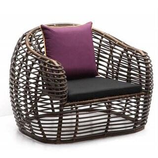 Belyze Chair Dark Brown