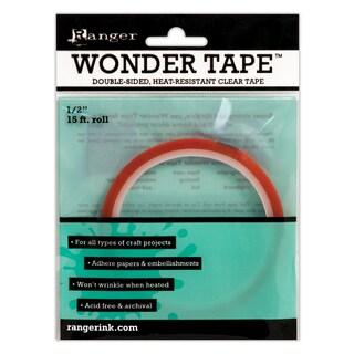 """Inkssentials Wonder Tape Redline-.5""""X15'"""