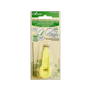 "Clover Fusible Bias Tape Maker 12mm(1/2"")"