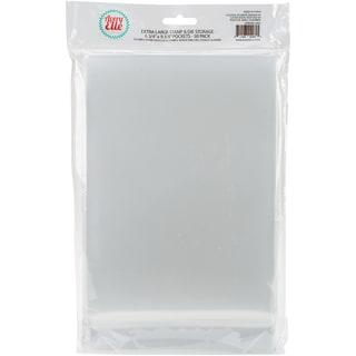 "Avery Elle Stamp & Die Storage Pockets 50/Pkg-Extra Large 6.75""X9.25"""