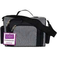 "Spectrum Noir Storage Bag Small 7""X13""X8""-Holds 72 Markers"