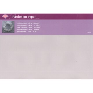 Pergamano Parchment Paper 150g A4 10 Sheets-