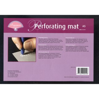 Pergamano Peforating Mat A5+-
