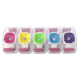 Hemline Wrist Pinny Magnetic Pin Holder Assorted