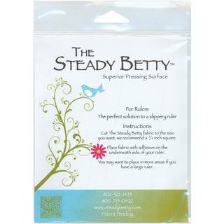 "Steady Betty Ruler Betty Strips -1/4""X4-1/2"" 10/Pkg"