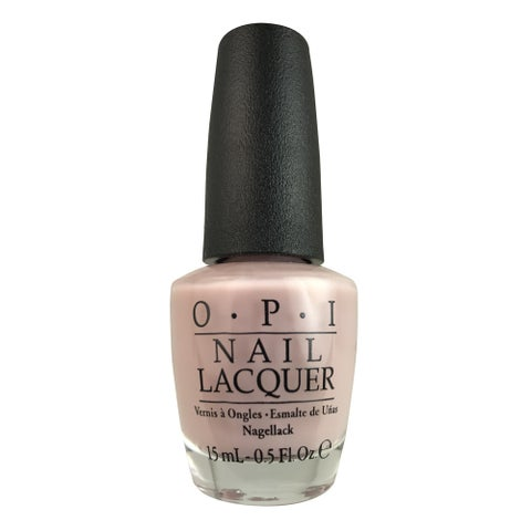 OPI Nail Lacquer Put it in Neutral