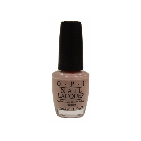 OPI Nail Lacquer Tiramisu for Two