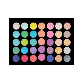 Crown 35SH Shimmer Eyeshadow Palette