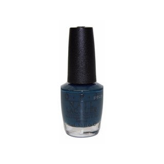 OPI Nail Lacquer CIA= COLOR IS AWESOME