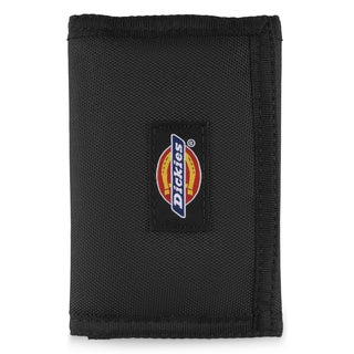 Dickies Men's Fabric Trifold Wallet
