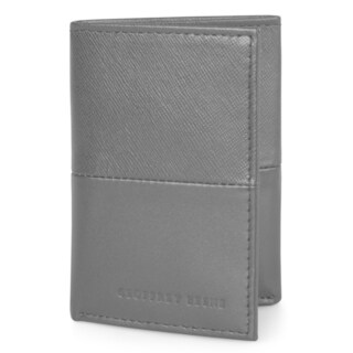 Geoffrey Beene Men's Trifold Genuine Leather Wallet