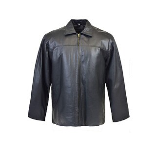 Men's Classic Straight Bottom Jacket