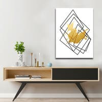 Ready2HangArt Wall Decor 'Gilt Mod I' in ArtPlexi