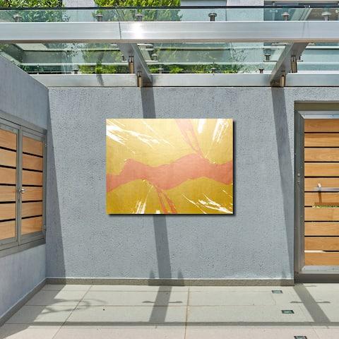 Ready2HangArt Wall Decor 'Gilt Mod VI' in ArtPlexi