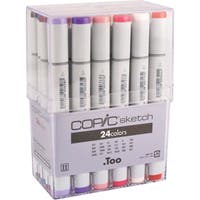 Copic Sketch Marker 24pc Set-Basic