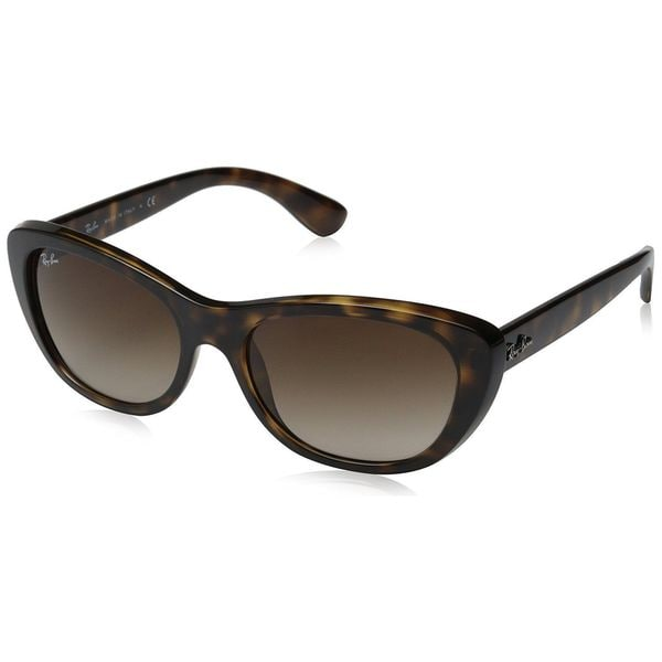 7abd7c749 Shop Ray-Ban RB4227 710/13 Women's Tortoise Frame Brown Gradient ...