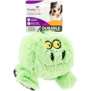 Trusty Pup Squares Plush Toy