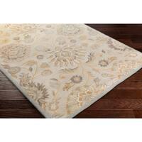 Hand-Tufted Albina Wool Area Rug (3' x 12')
