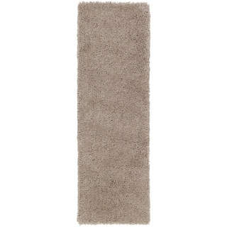 """Hand-Woven Dewi Polyester Rug (2'6"""" x 8')"""