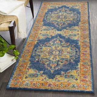 "Woven Isabella Area Rug (2'7"" x 7'3"")"