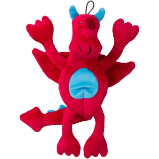 Trusty Pup Dragons Plush Toy