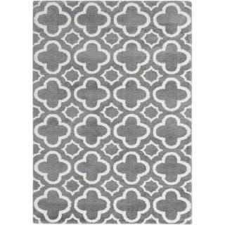 eCarpetGallery Plush Velours Grey Microfiber Shag Area Rug (5'3 x 7'5) https://ak1.ostkcdn.com/images/products/15293817/P21761814.jpg?impolicy=medium