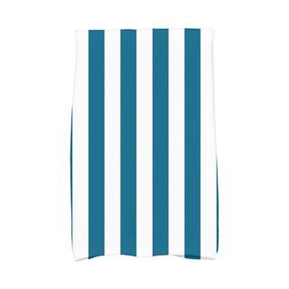 Rugby Stripe, Stripe Print Hand Towel