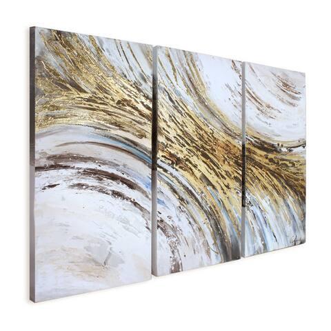 Gild Design House 'Osymetric' Canvas Art