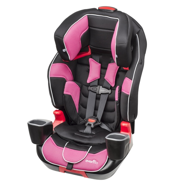 Evenflo Transitions  In  Combination Booster Car Seat