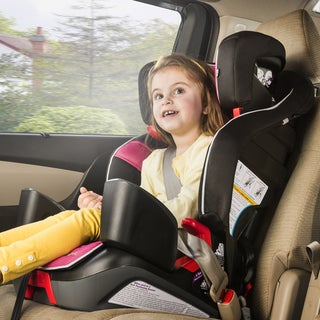 Evenflo Transitions Maleah 3-in-1 Combination Booster Car Seat