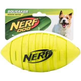 "Nerf Blitz Squeak Football 7""-Green"