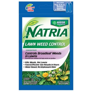 Bayer 5oz Natria Lawn Weed Killer, 2PK