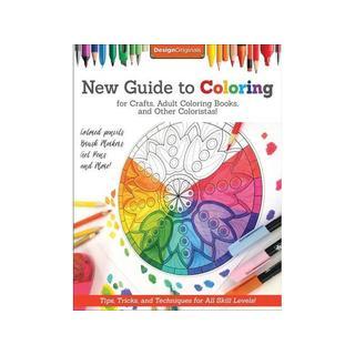 Design Originals New Guide To Coloring Bk