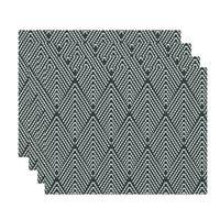 Lifeflor, Geometric Print Placemat