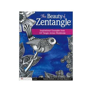 Design Originals The Beauty Of Zentangle Bk