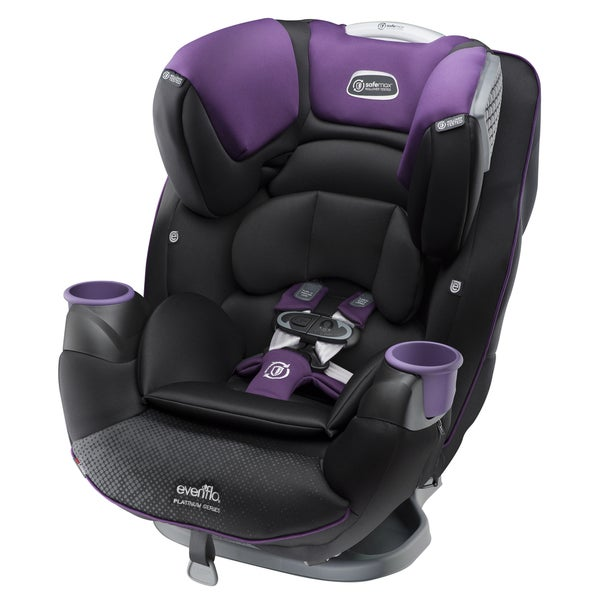 Evenflo Platinum SafeMax All-In-One Car Seat, Madalynn
