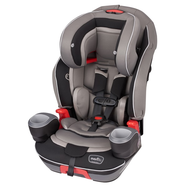 shop evenflo platinum evolve 3 in 1 combination booster car seat theo free shipping today. Black Bedroom Furniture Sets. Home Design Ideas