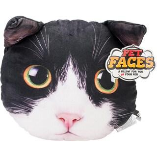 Pet Face Pillows-Tuxedo