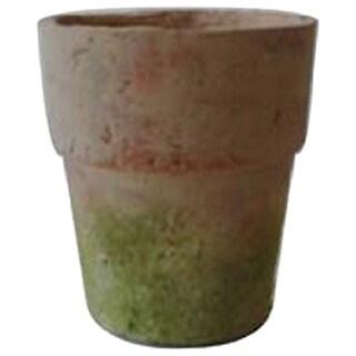 Gold Eagle Polyresin Table Vase