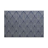 Lifeflor, Geometric Print Indoor/Outdoor Rug