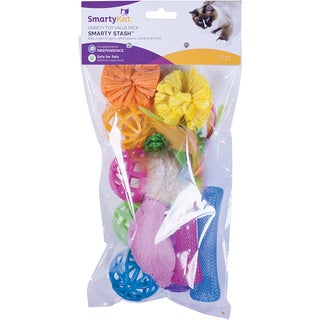 SmartyKat Smarty Stash Variety Pack 13pc